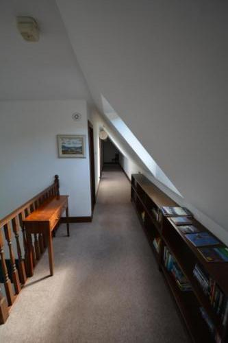 A sense of space in the upstairs rooms