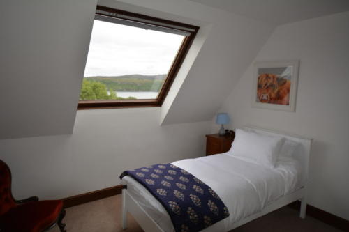 A cosy room for the single traveller